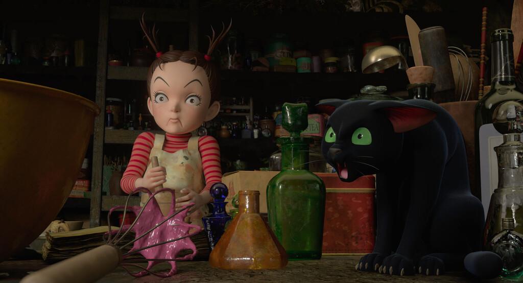 Tráiler de 'Earwig y la bruja': el estudio Ghibli vuelve con su primera película de animación totalmente creada con CGI