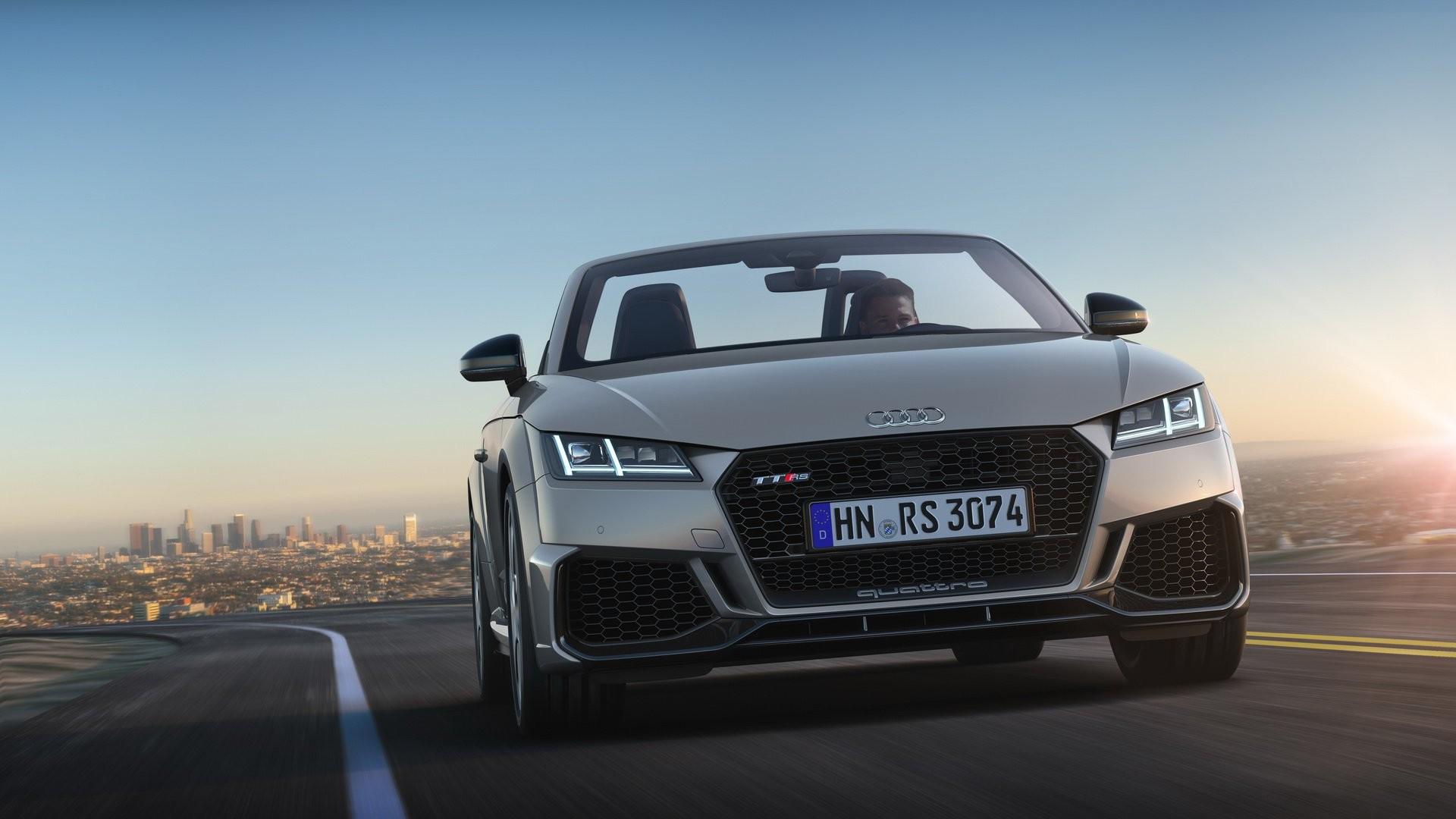 Foto de Audi TT RS 2020 (41/53)