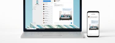 Así trabaja 'Your Phone' en Windows® 10: no es mirroring puro, inconveniente promete