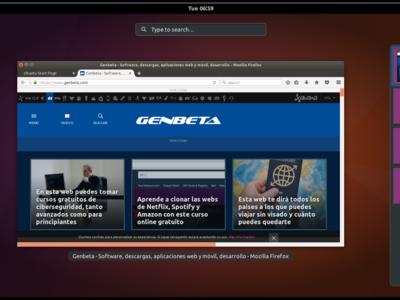 Botones de las ventanas, nuevo dock, el regreso de la papelera y más cambios que vienen con Ubuntu 17.10
