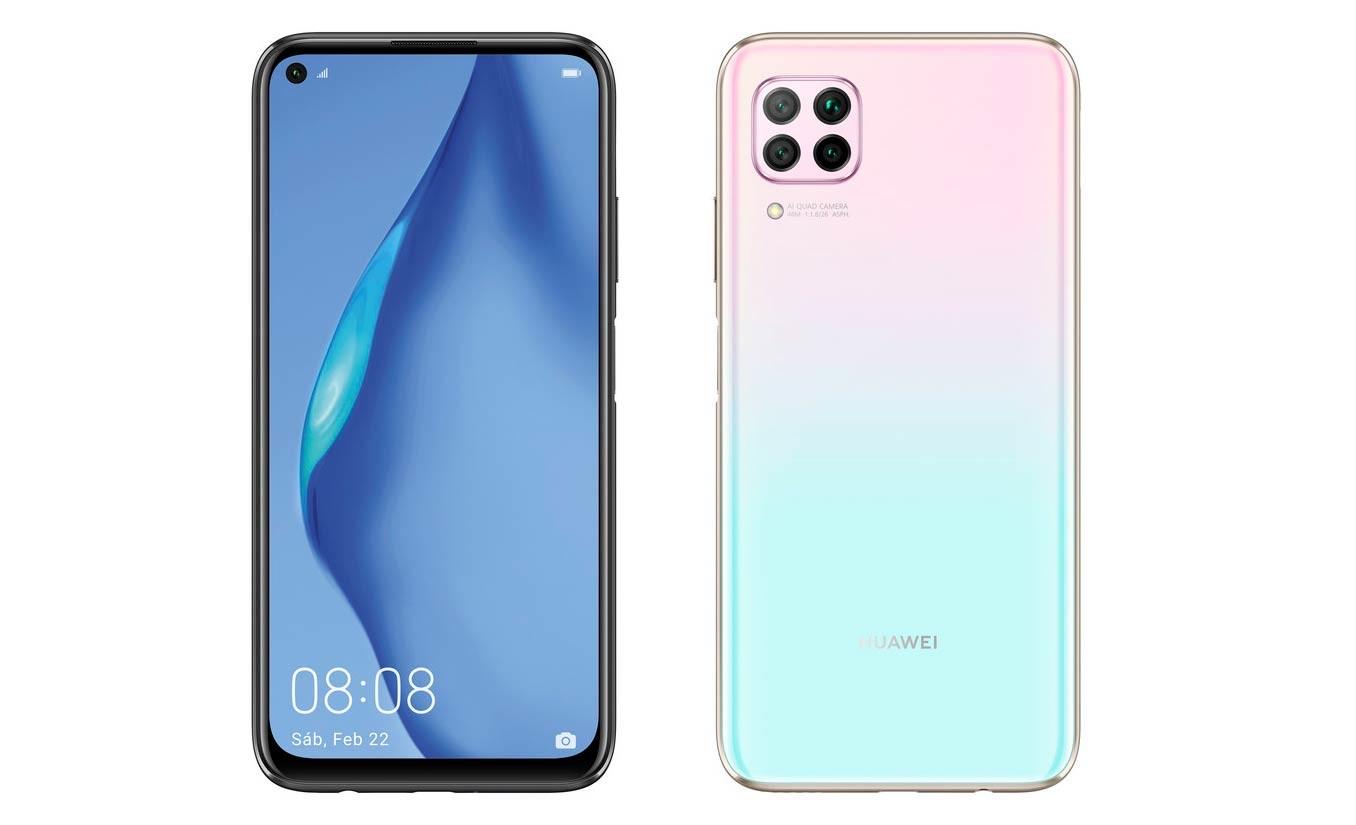 Nuevo Huawei P40 Lite, características, precio y ficha técnica