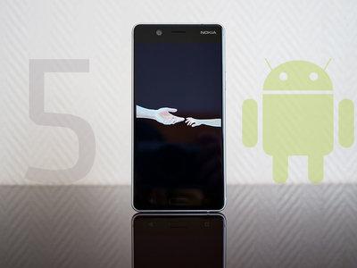 Nokia 5, análisis: ajustar en software sienta muy bien, ajustar en hardware, no tanto