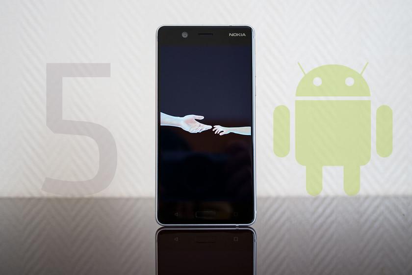 Nokia 5, análisis. Review con características, precio y ...