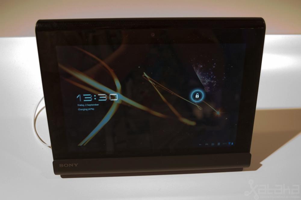Foto de Sony Tablet S en IFA 2011 (3/12)