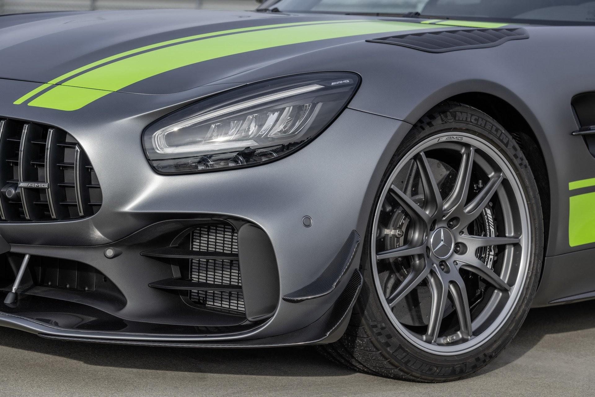 Foto de Mercedes-AMG GT 2020 (41/44)
