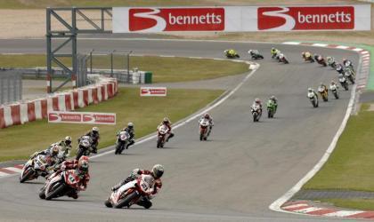 Horarios para el Gran Premio de San Marino de Superbikes