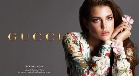 """Carlota Casiraghi protagoniza """"Forever Now"""", la nueva campaña de Gucci"""