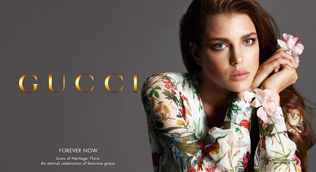 Flora Forever Gucci