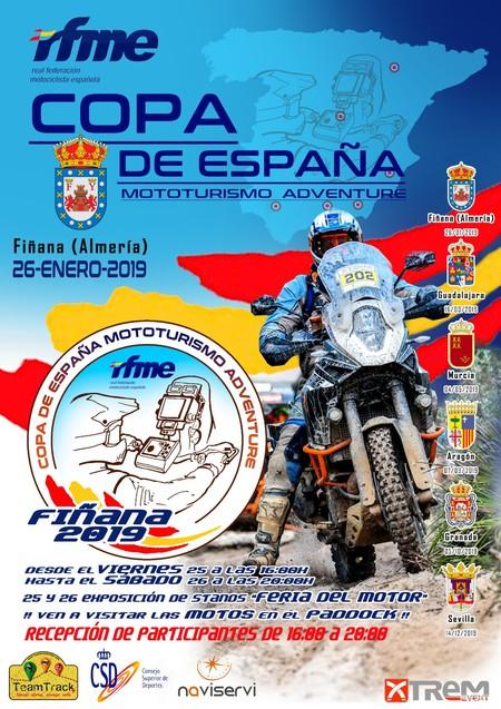 Copa Mototurismo Adventure