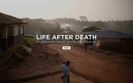 Life After Death Immersive Storytelling Twitter