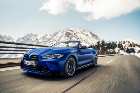 El BMW M4 Convertible 2022 te despeina con sus 510 hp y un 0 a 100 km/h en 3.7 segundos