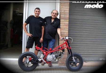 JJ Racing Senci y Rini