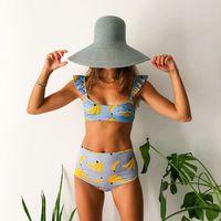 Siete bikinis con estampados diferentes para añadir originalidad a tus vacaciones de verano