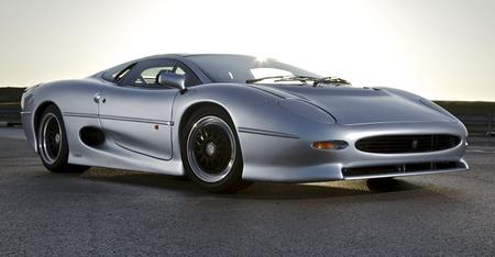 Coches para el recuerdo: el Jaguar XJ220 cumple 20 años