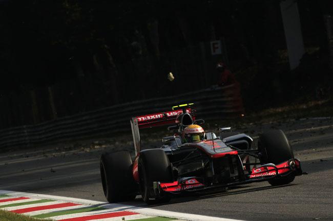 Lewis Hamilton GP Italia