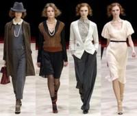 Paul Smith en la Semana de la Moda de Londres Otoño/Invierno 2007/08