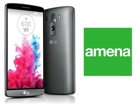 Amena venderá el LG G3 más barato. Comparativa con Movistar, Vodafone, Orange y Yoigo