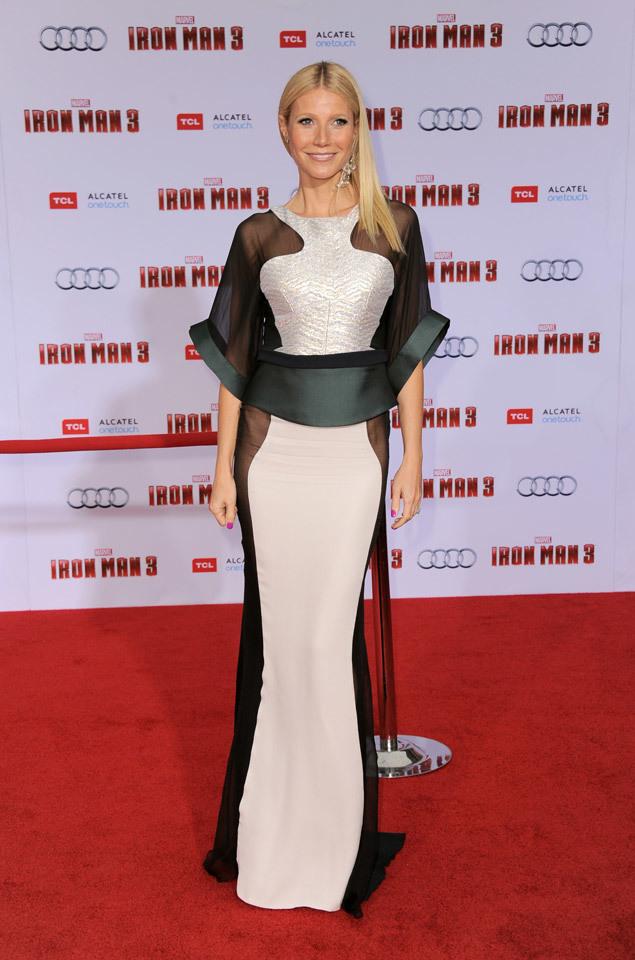 Foto de Top 15-11: famosas mejor vestidas en las fiestas 2013 (13/29)