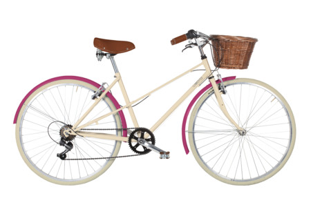 Bicicleta urbana Wobybi