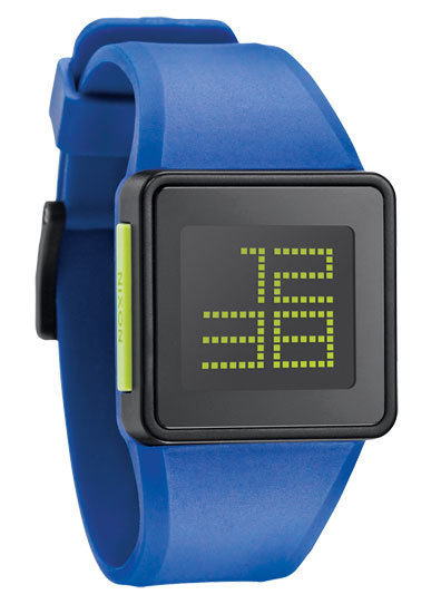 Reloj The Newton Digital de Nixon