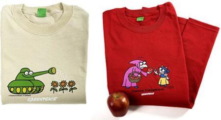 """Regalos de Navidad: opciones """"verdes"""" en la tienda de Greenpeace"""