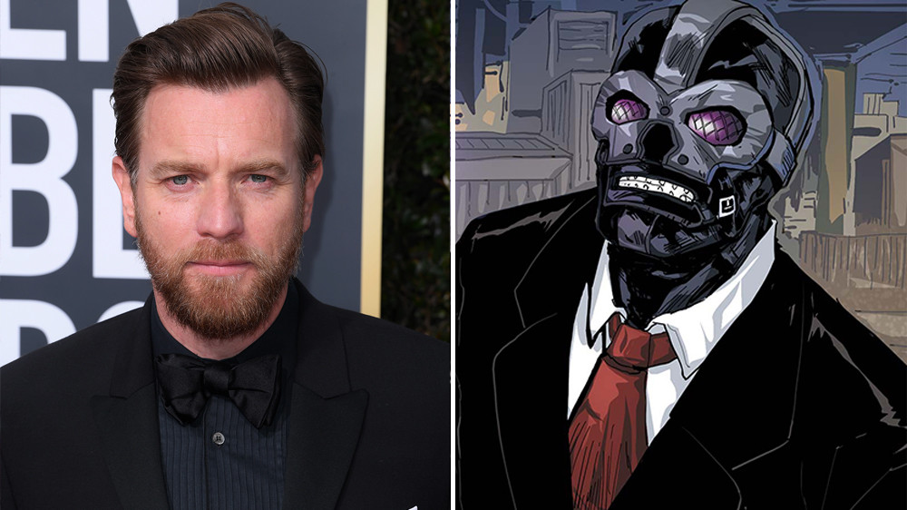 Ewan McGregor will give life to the villain Black Mask in the spin-off of Harley Quinn