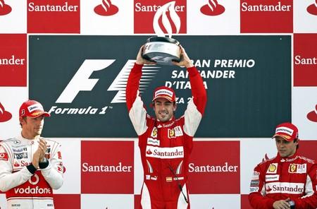 Alonso Italia F1 2010