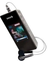 Sirius S50: radio por satélite en tu bolsillo