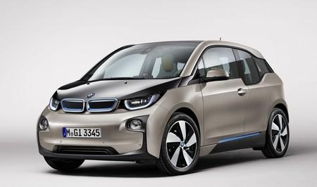 Así se construye el BMW i3