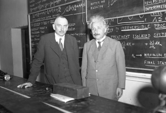 Tolman Einstein