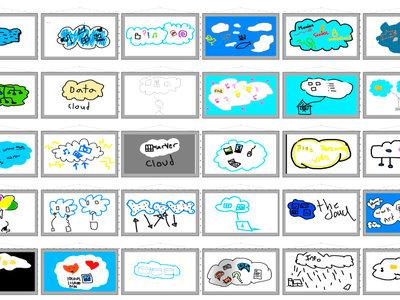 Un estudio pidió a 100 personas que dibujaran Internet, y el resultado es que nadie sabe dibujar