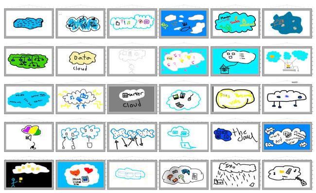 Dibujar Internet