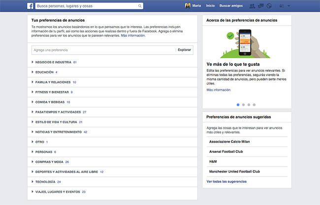 Facebook Per