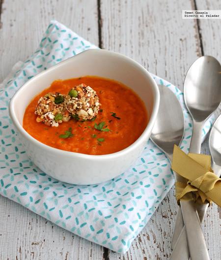 Receta Sopa Comida Mexicana Menu