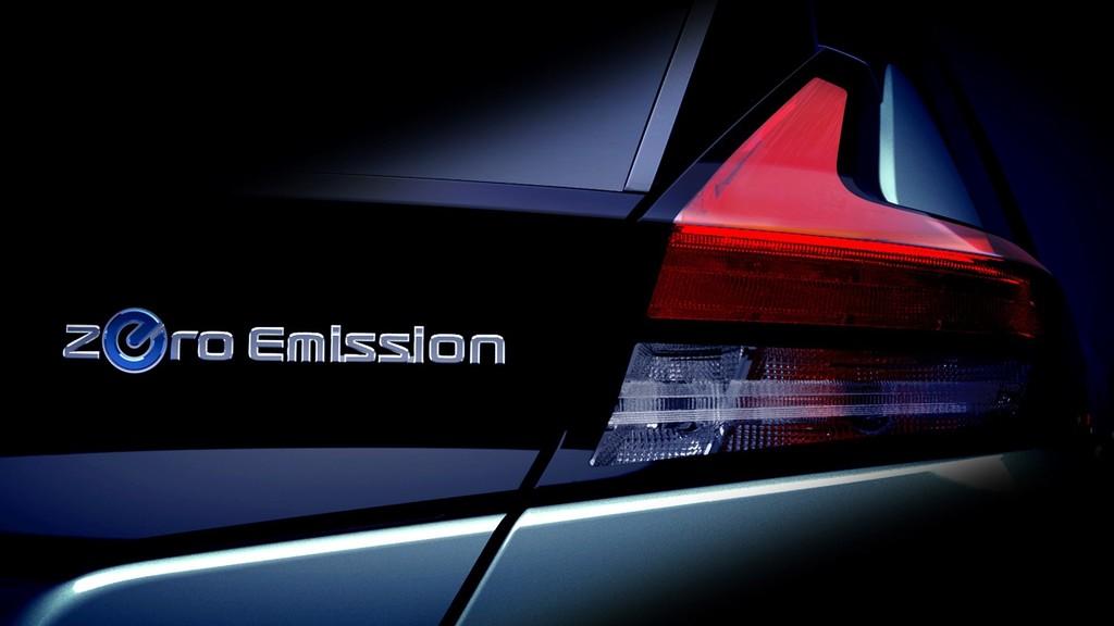 Nissan Leaf 2018 Piloto