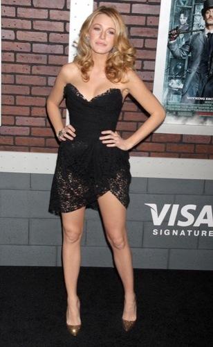 Blake Lively y Leighton Meester, estilo Gossip Girl: sus mejores looks de 2009. Dolce