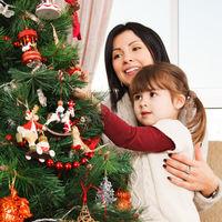 Las personas que decoran antes de tiempo su casa para la Navidad, son más felices y sociables, dicen los estudios