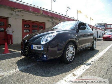 Alfa Romeo MiTo Turismo Sport