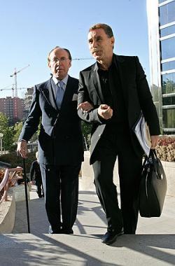 Ruiz-Mateos vuelve a los medios... Y a la carcel