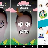 Google Allo te permitirá crear stickers con tu cara generados a partir de un selfie