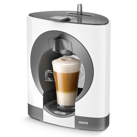 Krups Oblo Cafetera Dolce Gusto Blanca