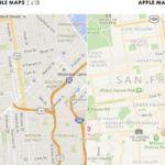 ¿Apple Maps o Google Maps? esta es la opinión de un cartógrafo