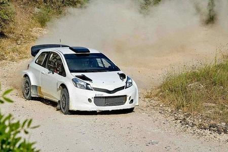 Toyota sigue acumulando kilómetros con el Yaris WRC