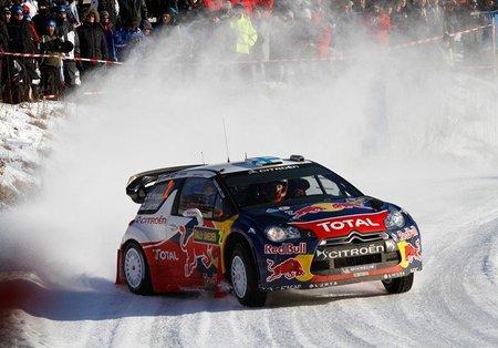 Rally de Suecia 20012: Mikko Hirvonen da por pérdida la batalla