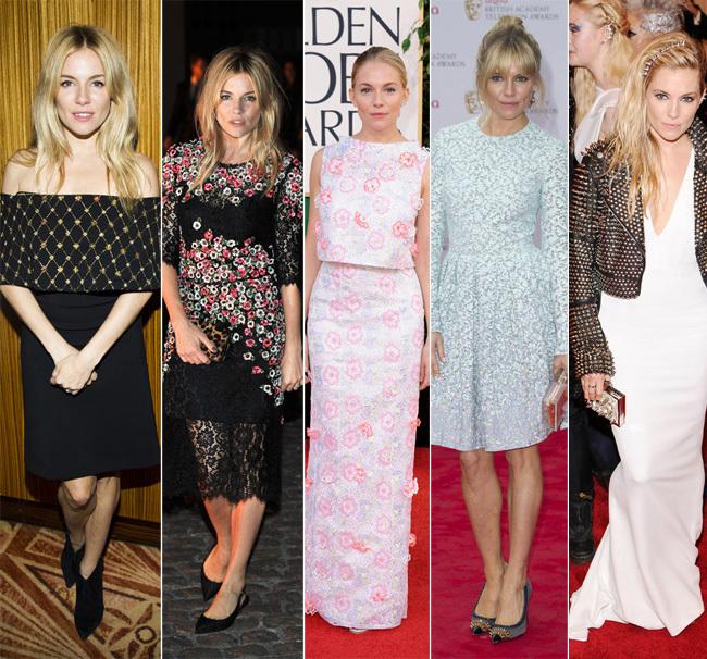 Top 15-11: famosas mejor vestidas en las fiestas 2013