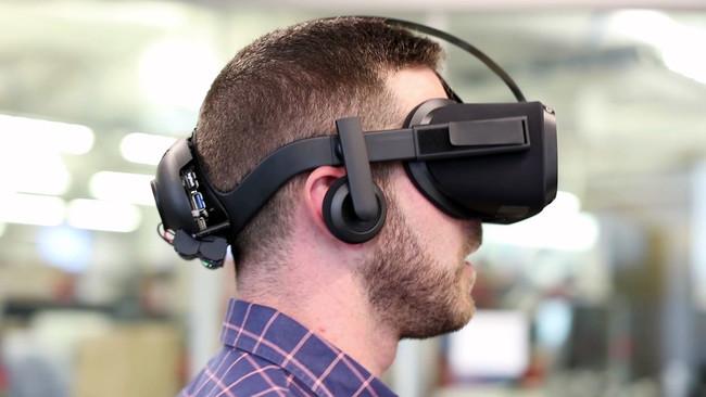 Oculus Santa Cruz Prototype 1