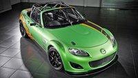 Mazda MX-5 GT, una versión de carreras