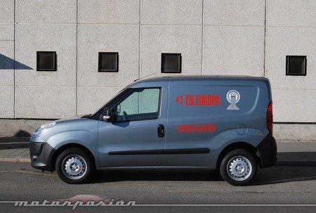 Fiat Doblò Cargo, prueba de consumo (parte 1)