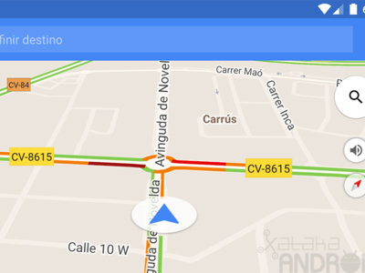 El modo de conducción de Google Maps llega a todo el mundo