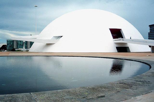 Foto de Niemeyer (12/13)